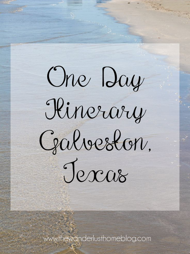 One day itinerary in Galveston Island Texas. Travel ideas for Galveston Texas. A review of Galveston Island Brewery.