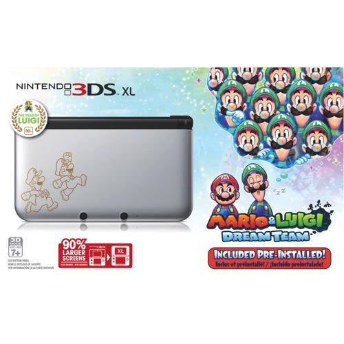 Nintendo 3DS XL Mario  Love Nintendo, I'm a lifer!