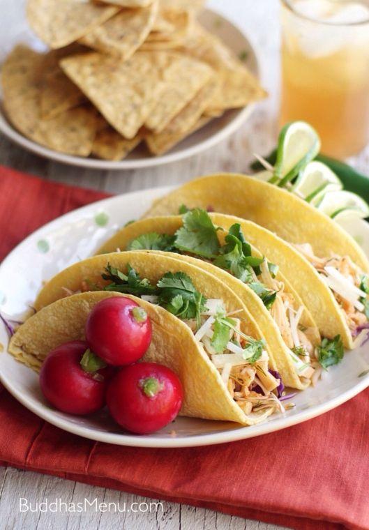 17 best images about jackfruit on pinterest vegan for Vegan fish tacos