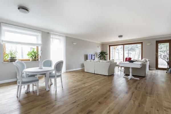 Wood floors and underfloor heating are great together. Read more here http://www.warmup.co.uk/blog/can-i-use-wood-flooring-over-underfloor-heating/