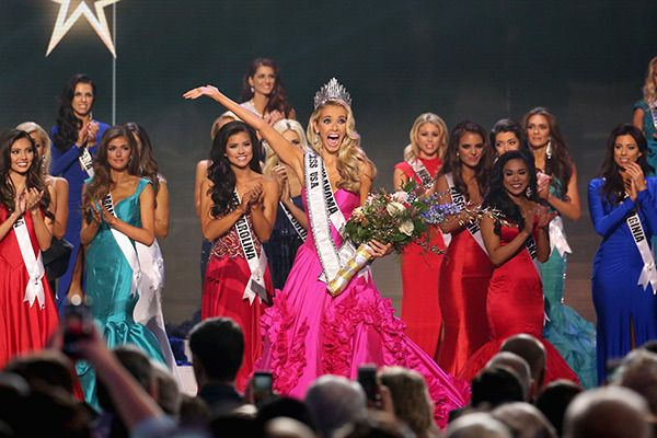 Miss Oklahoma Olivia Jordan Is the Winner of the Miss USA Pageant 2015