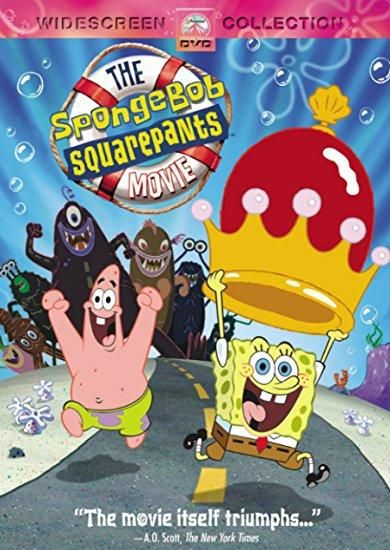 Jeffrey Tambor & Rodger Bumpass & Mark Osborne & Stephen Hillenburg-The SpongeBob Squarepants Movie