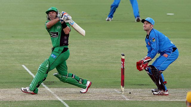 Melbourne Stars Vs Adelaide Strikers (Big Bash T20 2014) - http://www.tsmplug.com/cricket/melbourne-stars-vs-adelaide-strikers-big-bash-t20-2014/