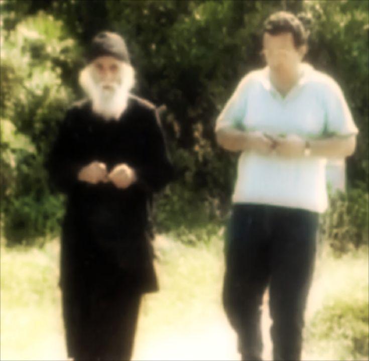 """Γραπτή μαρτυρία Κωνσταντίνου... από Α.: """"Ήταν η πρώτη φορά που πήγαινα στον π.Παΐσιο. Με ρώτησε: -Κώστα, πως ήρθες εδώ; Εσύ έχεις σπασμένα πόδια. Και συνέχισε: -Κώστα, ο Θεός για να την πάρη, την αγάπησε πιο πολύ. -Ποιά πάτερ; Ρώτησα με απορία. -Τη μνηστή σου. Πράγματι, το 1991 είχα πάθ"""