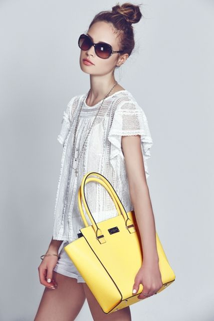 Add a dash of colour to your outfit with this Pauls Boutique bag @Stuttafords