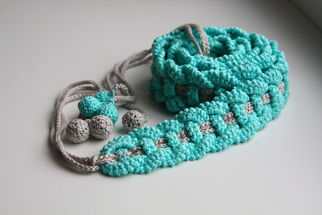 Ravelry: Crochet PATTERN for beautiful crocheted BELT pattern by Miofeltro Olga