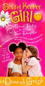 Secret Keeper Girl is a great resource for teaching young girls about true beauty, modesty, and why purity matters. http://secretkeepergirl.com