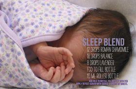 living doTerra: Trouble Sleeping?