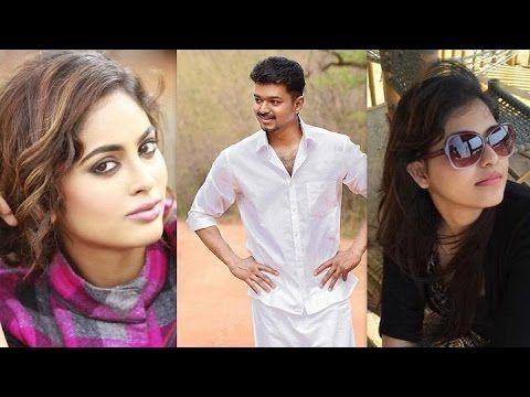 Fourth actress in vijay's puli actress nandita joins hot tamil cinema news