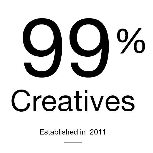 99% Creatives