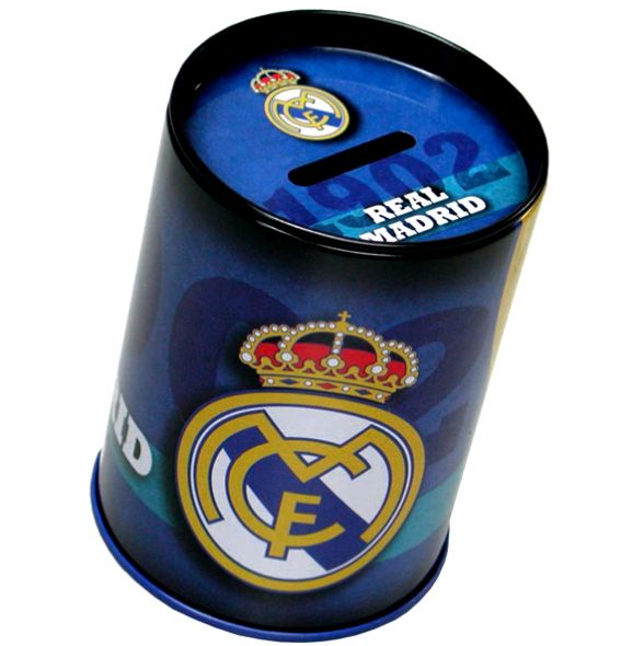 real madrid coin bank Real Madrid Official Merchandise Available at www.itsmatchday.com