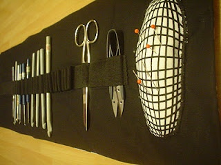 CASE FOR CROCHET HOOKS MY CREATION OF SEWING CREATIVE HANDMADE