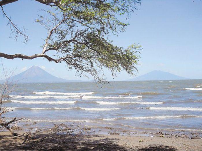 Ante la falta de agua, Nicaragua tiene el lago Cocibolca