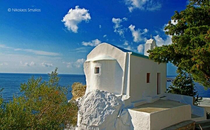 Ag Georgeios platys gialos Kalymnos