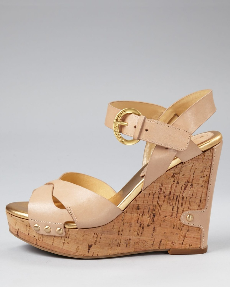 IVANKA TRUMP Wedges - Halina | Bloomingdale's