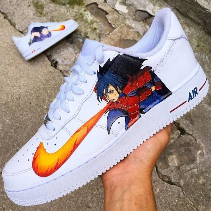 Imagens de Animes on Twitter in 2021 | Naruto shoes, Nike air ...
