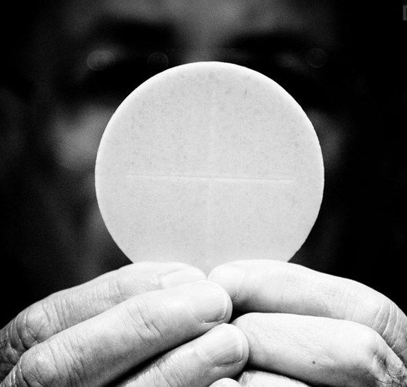 Eucharist for newbies