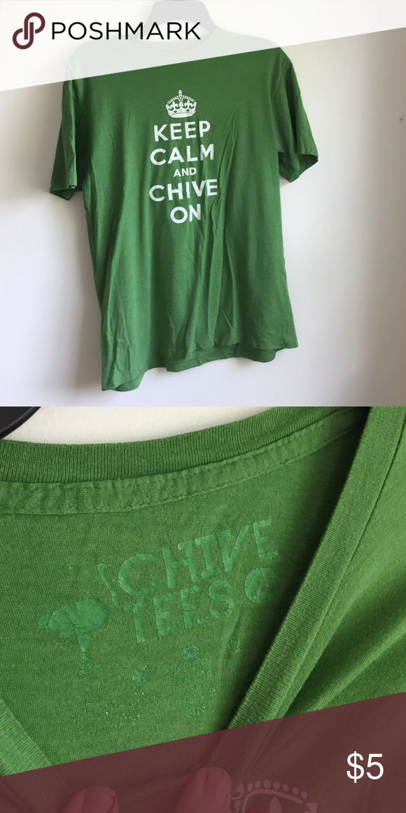 Chive shirt Used Chive Tops