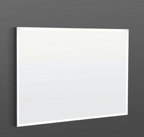Spegel - med ljuskant i LED