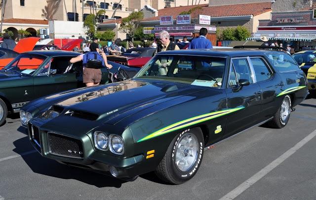 1971 GTO Judge station wagon