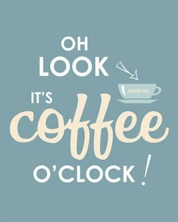 Time for coffee :)