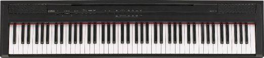 Amazon.com: Yamaha P Series P105B 88-Key Digital Piano: Musical Instruments