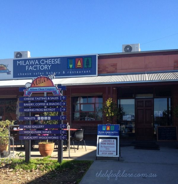 Milawa Cheese Factory - The Life of Clare
