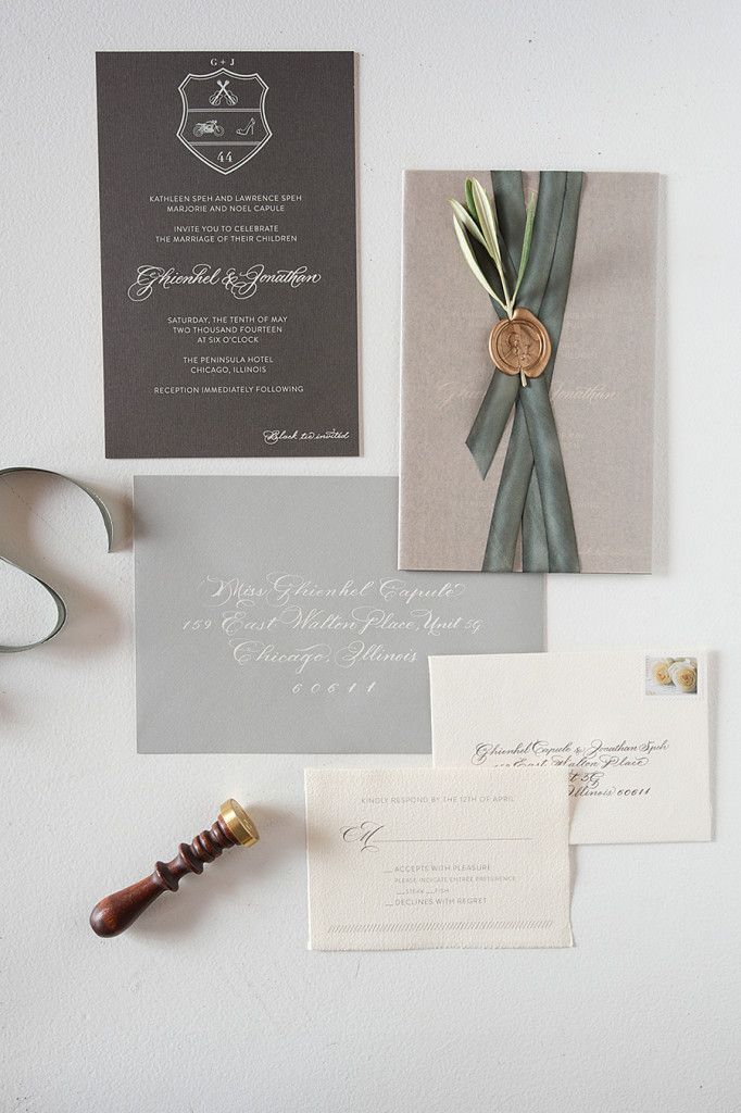 910 best Wedding invitations and more images on Pinterest | Bridal ...