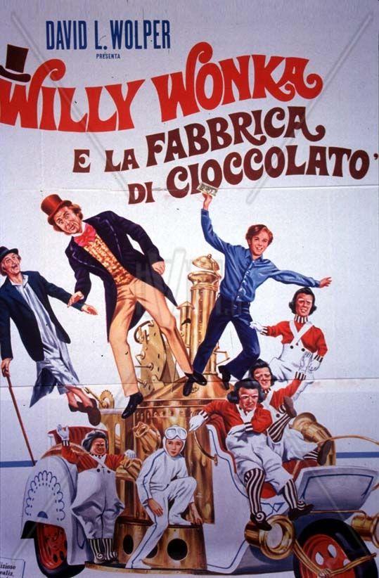 Willy Wonka e la fabbrica di cioccolato, 1971
