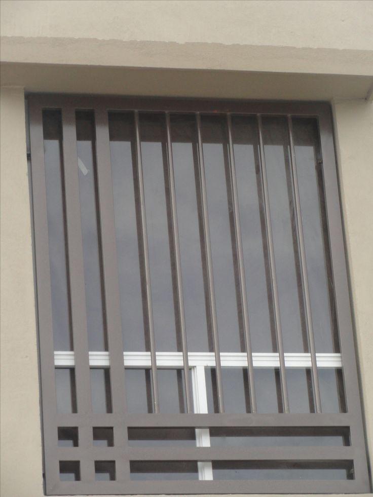M s de 1000 ideas sobre protecciones para ventanas en for Puertas de herreria para casa