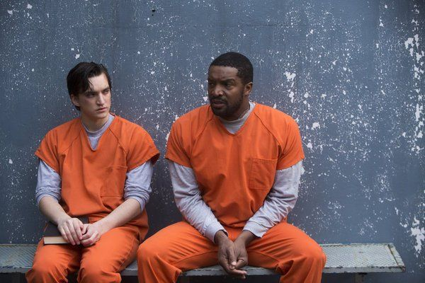 Still of Roger Cross and Richard Harmon in Continuum
