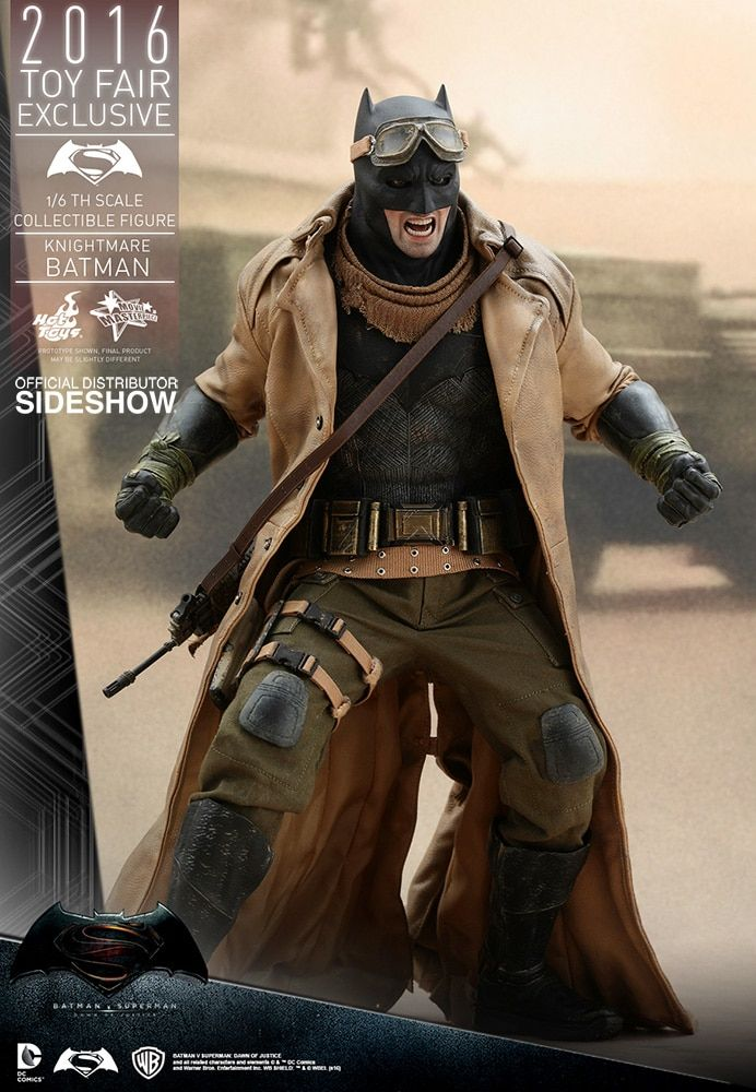 Knightmare Batman Sixth Scale Figure By Hot Toys Sideshow