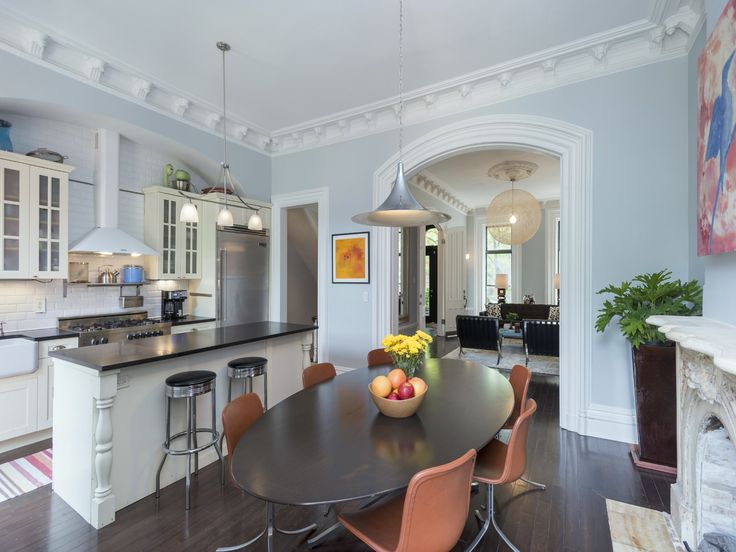 Kitchen Design Brooklyn Glamorous 78 Best Brownstone Kitchens Images On Pinterest  Kitchen Ideas Review