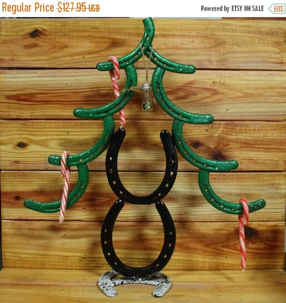 34 best antique collectibles images on pinterest gift for Christmas tree made out of horseshoes