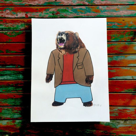 The College Dropout Kanye Bear
