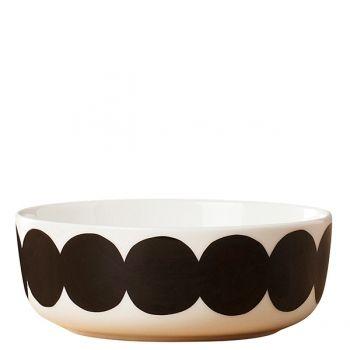 Marimekko's Oiva - Räsymatto bowl 4 dl