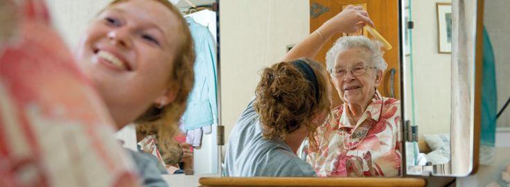 Zorg en hulp bij de ziekte van Parkinson