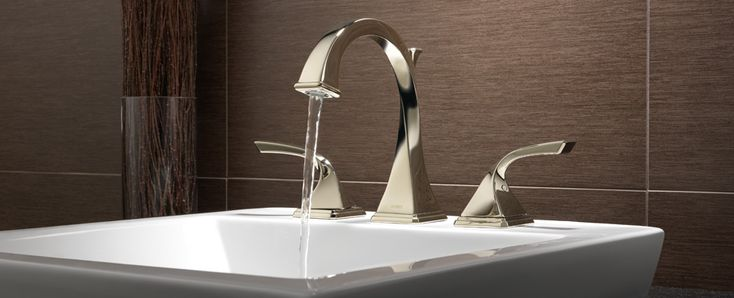 Virage Bath Collection by Brizo at Hardware Designs  #HardwareDesignsNJ  www.Hardware-Designs.com
