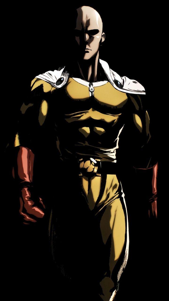 Anime Saitama Onepunch Man 720x1280 Wallpaper One Punch Man Anime Saitama One Punch Man One Punch Man Manga