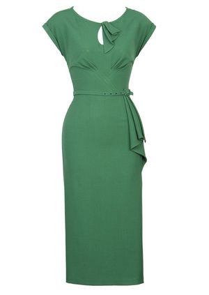 'Timeless' Dress 1930s - Fashion 1930s, 1940s & 1950s style - vintage reproduction from 20th Century Fox .com