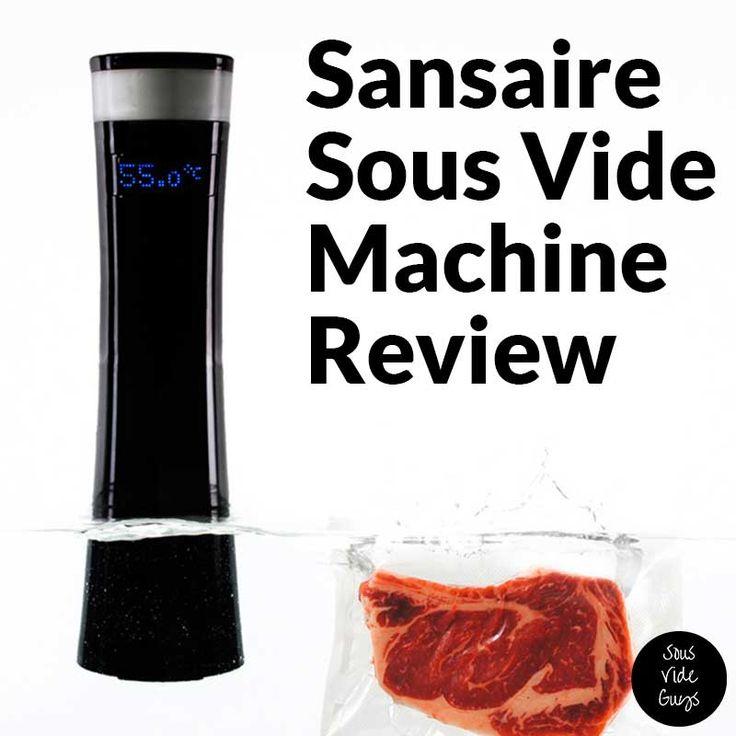 sansaire sous vide machine review