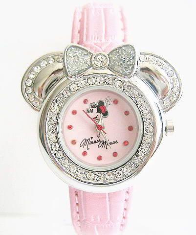 Minnie Mouse Watch l #disneydiva