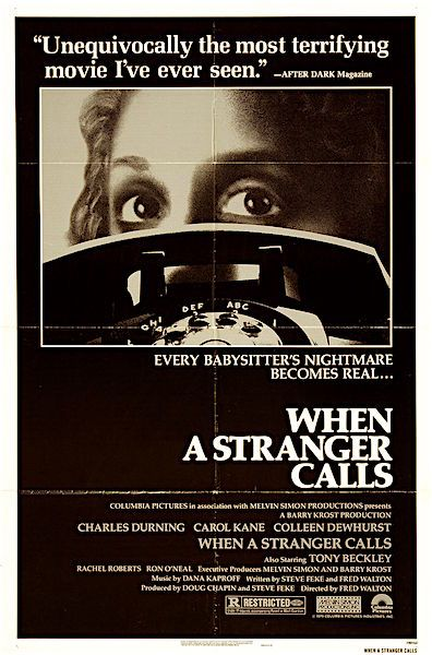 When A Stranger Calls Fred Walton, 1979