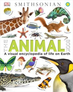 Win a copy of Smithsonian: The Animal Book from DK Books! (CAN, 10/08) WOO so glad I have teh Main One with Almost Everything in it Minus Recipes, Traditions, hospital visits