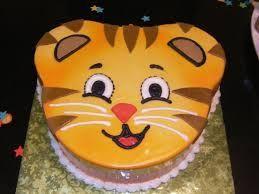 Image result for daniel tiger cake