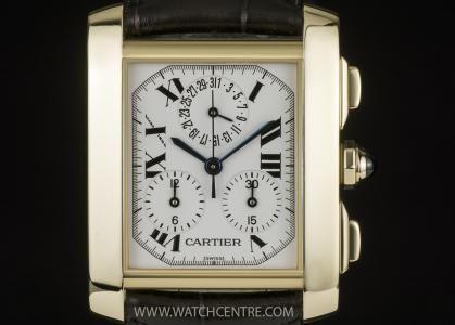 Cartier 18k Yellow Gold Tank Francaise Chronoflex B&P  http://www.watchcentre.com/product/cartier-18k-yellow-gold-tank-francaise-chronoflex-bp/3371