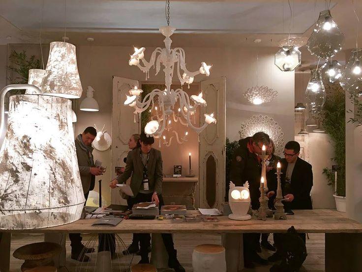 Wonderful Exhibition Stand Karman Italia Light+Building 2016. Www.karmanitalia.it Gallery