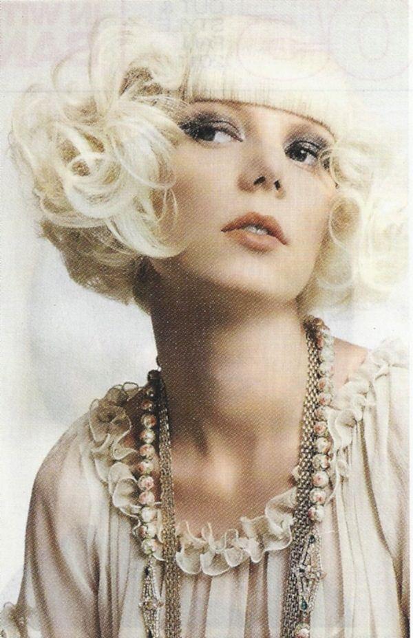 retro & vintage hair styles