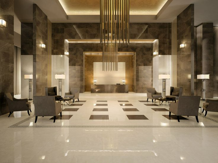 Great floor pattern