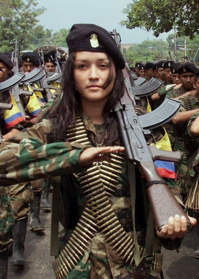 Revolutionary Armed Forces of Colombia - Peoples' Army (FARC-EP)